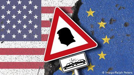ΕΕ και ΗΠΑ στα χαρακώματα εμπορικού πολέμου