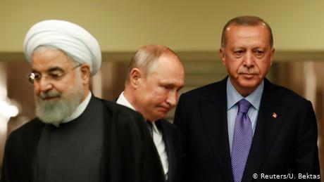 DW: Σιωπά, αλλά... ωφελείται η Μόσχα στη Συρία
