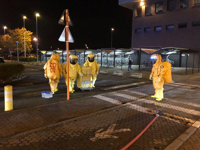 Συναγερμός στο Βέλγιο : Εκκένωση τρένου υπό τον φόβο επίθεσης με άνθρακα   in.gr