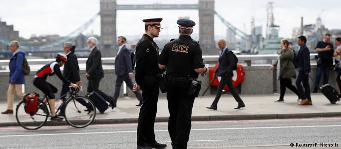 Έντονη κριτική δέχεται η βρετανική αστυνομία