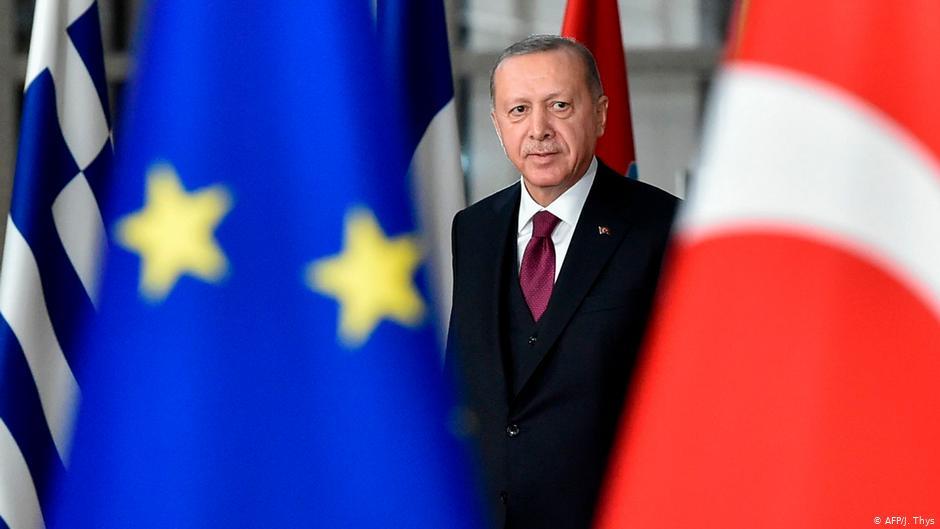 Γερμανικός Τύπος: Οι ύβρεις Ερντογάν και οι ευθύνες της ΕΕ