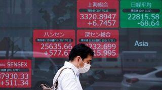 Κυριαρχία πωλητών στις ασιατικές αγορές