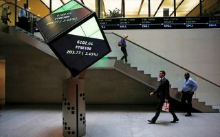 Μικρά κέρδη στις ευρωαγορές-Απώλειες η Φρανκφούρτη