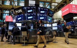 Βαριές απώλειες στη Wall Street-«Βυθίστηκε» και το πετρέλαιο