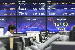 Διχασμένοι οι επενδυτές στα ασιατικά χρηματιστήρια