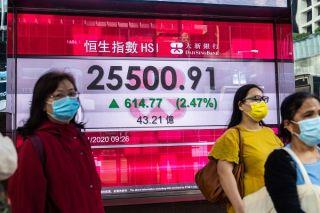 Καταγραφή των βραχυπρόθεσμων κερδών για τα ασιατικά χρηματιστήρια