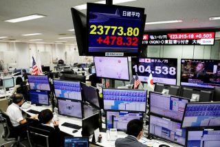 Ασιατικά χρηματιστήρια: Στάση αναμονής μέχρι να αναδειχθεί ο επόμενος «πλανητάρχης»