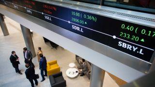 Ανοδικά έκλεισε η εβδομάδα για τα ευρωπαϊκά χρηματιστήρια