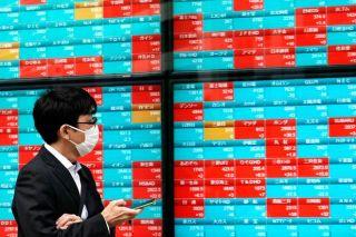 «Λιακάδα» στις ασιατικές αγορές- «Συννεφιά» μόνο για την Alibaba
