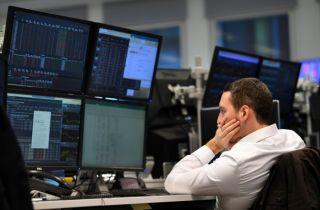 «Έσπασε» το τετραήμερο ανοδικό ράλι των ευρωαγορών