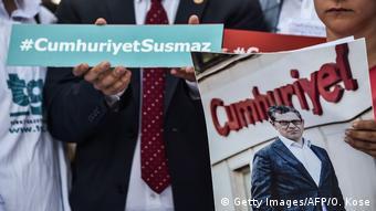 Διαδηλώσεις, Τουρκία, Καντρί Γκιρζέλ