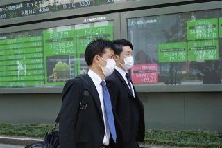 Στο «κόκκινο» λόγω Κίνας τα ασιατικά χρηματιστήρια