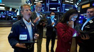 Wall Street: Φοβισμένοι οι επενδυτές λόγω της Evergrande